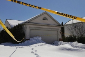 'Mummified' body found in garage of foreclosed house