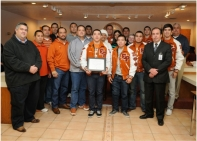 Eagle Pass School Board recognizes EPHS football team