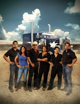 'Texas Trocas' highlights the real-life challenges Of trucking families in Eagle Pass, PN& the USA